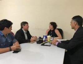 Creci-PB e Prefeitura de Conde discutem Termo de Cooperação Técnica