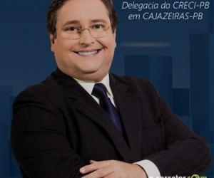 Cajazeiras com Delegacia do CRECI-PB